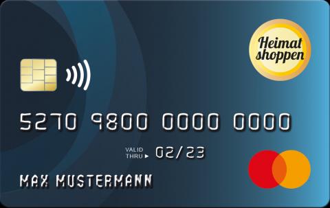 Heimat Shoppen Card - Basis